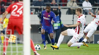 Olympiacos - FC Barcelona (3 minutes)