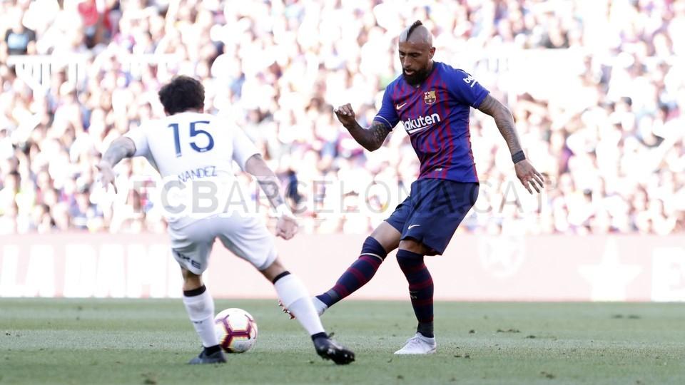صور مباراة : برشلونة - بوكا جونيورز ( 16-08-2018 )  95974322