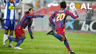 Goal Morning: Deco vs Levante