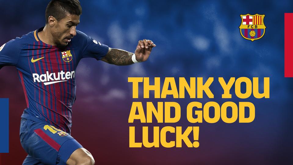 Paulinho Made  Appearances For Barca And Scored Nine Goals All In La Liga
