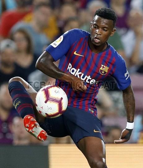 صور مباراة : برشلونة - جيرونا 2-2 ( 23-09-2018 )  99596466