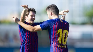 Top 5 La Masia goals from September 22-23, 2018