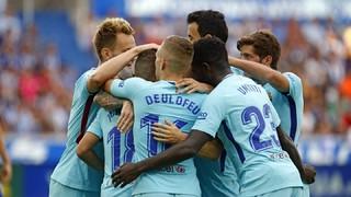 Alavés 0 - FC Barcelona 2