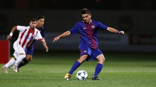 MATCH REPORT: Olympiacos 0, Barça 3 — UEFA Youth League