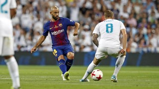 Real Madrid 2 - FC Barcelona 0 (3 minutes)