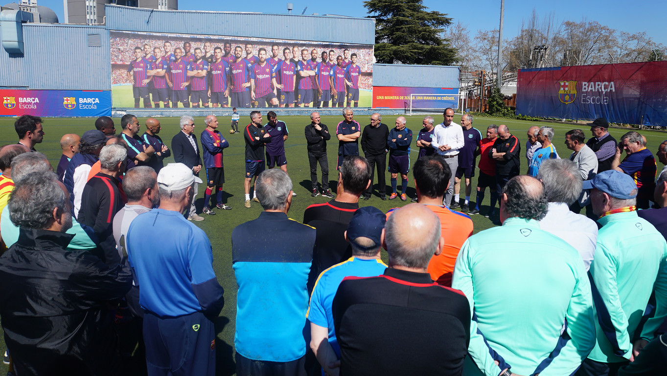 Xavi Roca y Josep Palau dirigirán a partir de ahora el equipo de la Agrupación