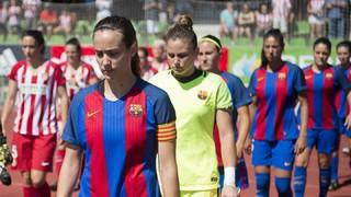 Barça Femenino - At, Madrid: ¡jugamos con todo!
