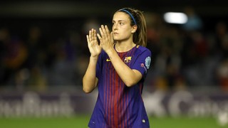 Barça Women-Lyon from inside