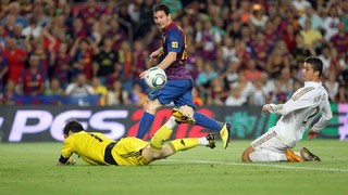 All of Messi's 10 goals against Real Madrid at Camp Nou