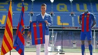 Denis Suárez is now an FC Barcelona player