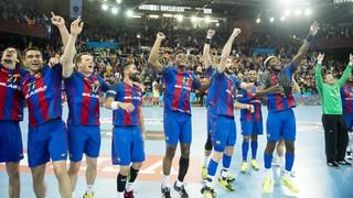 FC Barcelona Lassa 23 - Kiel 18 (Champions League)
