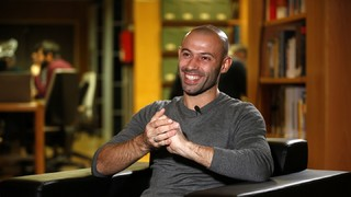 "The best bits of Javier Mascherano's interview in ""Barça"" magazine"