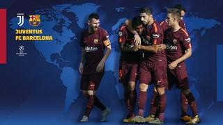 Les hommes d'Ernesto Valverde défient la 'Vieille Dame' à l'occasion de la 5ème journée de la phase de groupes de la Ligue des Champions, avec comme objectif de terminer premiers