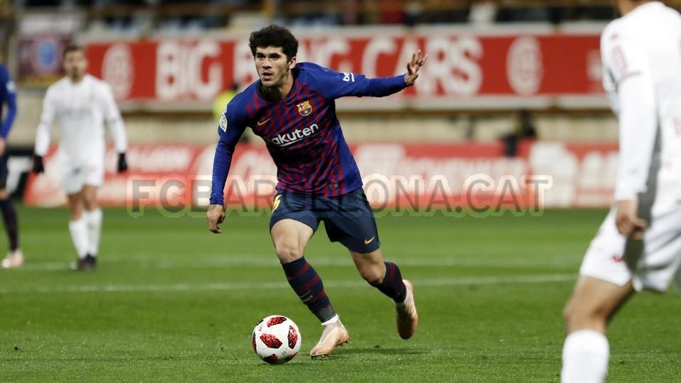 صور مباراة : كولتورال ليونيسا - برشلونة 0-1 ( 31-10-2018 ) كأس ملك إسبانيا 101924370