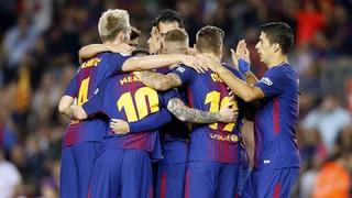 Els blaugranes disputaran sis dels set pròxims partits entre Lliga, Copa del Rei i Lliga de Campions com a visitants en poc més d'un mes