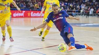 FC Barcelona 6 - 1 Peñíscola