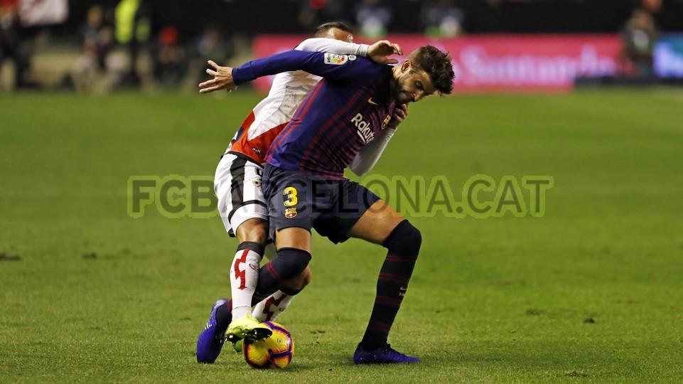 صور مباراة : رايو فاليكانو - برشلونة 2-3 ( 03-11-2018 )  102033076