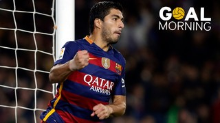Goal Morning: What a goal from Luis Suárez against Betis!