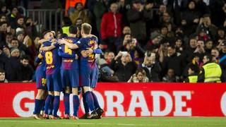 FC Barcelona 5 - Celta de Vigo 0 (3 minutes)