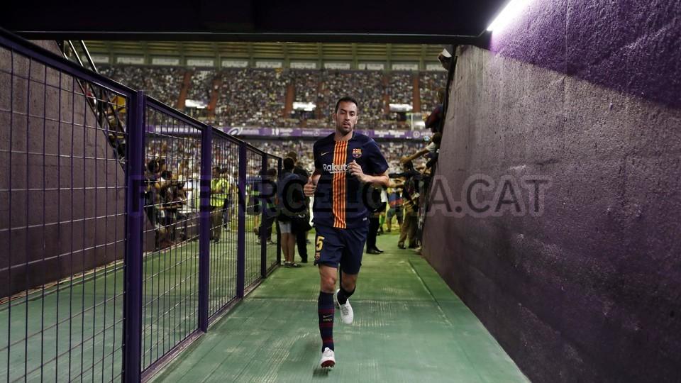 صور مباراة : بلد الوليد - برشلونة 0-1 ( 25-08-2018 )  96768437
