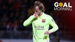 Goal Morning: Do you remember this goal by Rakitic?