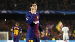 128 seconds: Messi scores his quickest ever goal