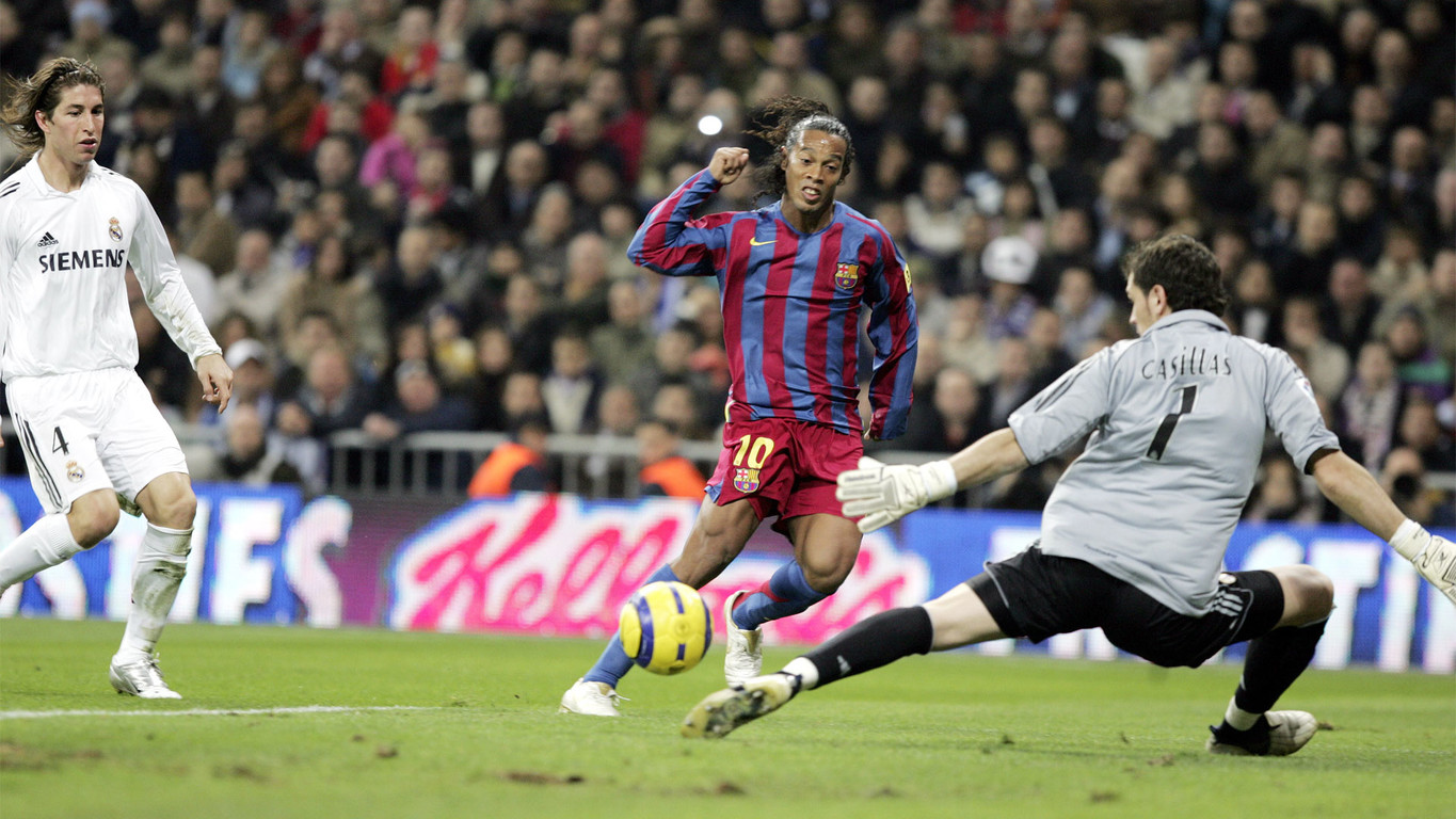 The start of the 2005/06 domestic campaign was similar to that of this season, and FC Barcelona ended up winning the title