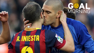 Goal Morning! Do you remember this goal by Andrés Iniesta?