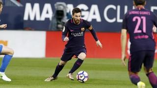 Málaga 2 - FC Barcelona 0