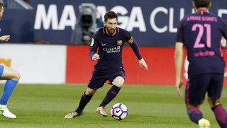 Màlaga 2 - FC Barcelona 0
