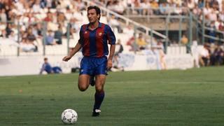 Barça Legends: Txiki Begiristain