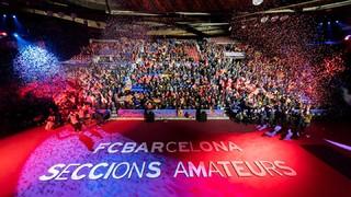 La presentació completa dels esports amateurs