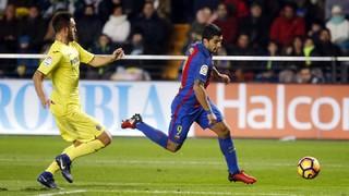 Vila-real 1 - FC Barcelona 1