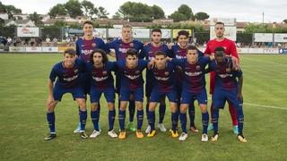 L'Escala 0 - FC Barcelona B 7