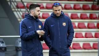"Luis Enrique: ""Real Sociedad is one of the teams with the most attacking options"""