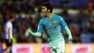 Hércules 1 - FC Barcelona 1 (1 minuto)