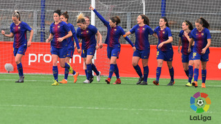 Madrid CFF v Barça Women: Crucial comeback (1-2)