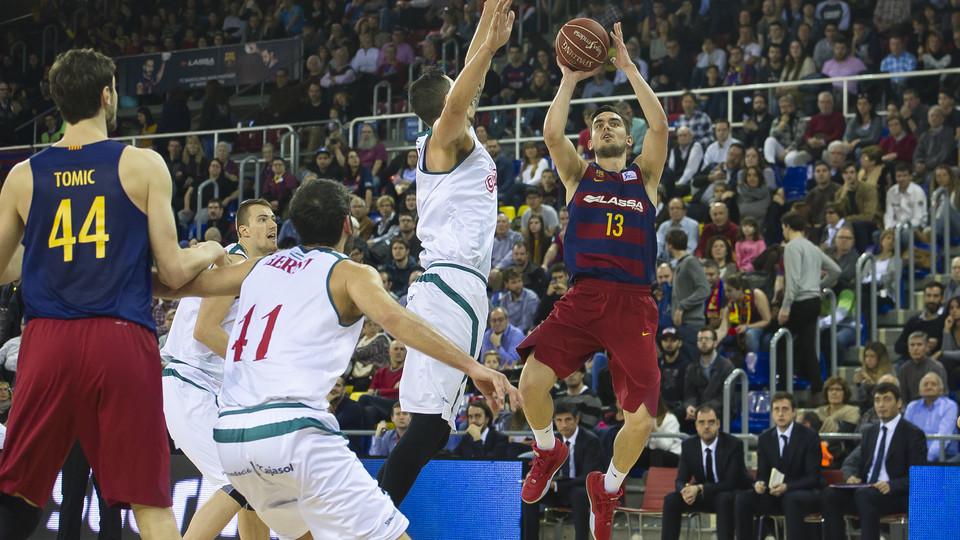 Entradas para los partidos de las secciones fc barcelona for Puerta 0 palau blaugrana