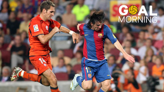 Goal Morning: Goal Messi vs Osasuna