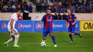 Full match: FC Barcelona Legends - Real Madrid Leyendas