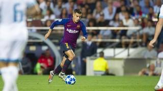 FC Barcelona - PSV Eindhoven (3 minutes)