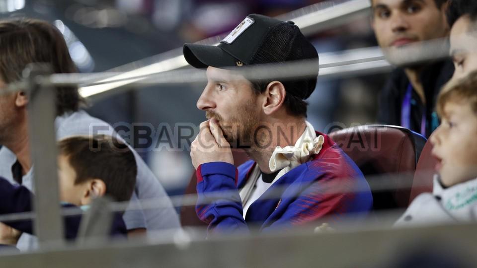 صور مباراة : برشلونة - إنتر ميلان 2-0 ( 24-10-2018 )  101529016