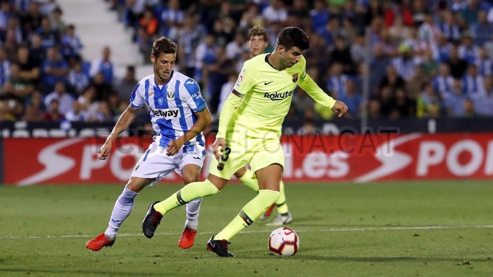صور مباراة : ليغانيس - برشلونة 2-1 ( 26-09-2018 ) 99772857