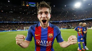 Sergi Roberto: A name that goes down in history