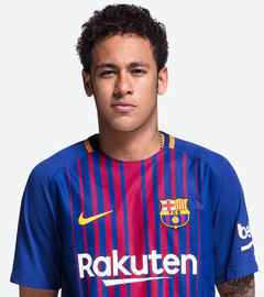 Neymar da silva santos jnior fc barcelona neymar is a figure in the present and future of world football the brazilian can beat players score and produce moments of magic stopboris Gallery