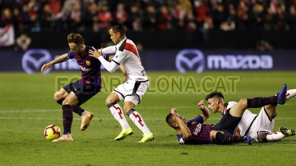 صور مباراة : رايو فاليكانو - برشلونة 2-3 ( 03-11-2018 )  102033082