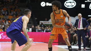 Valencia Basket 85-86 Barça Lassa: Solid win to go back top