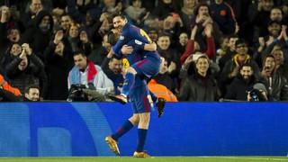 FC Barcelona 5 - Celta de Vigo 0 (1 minute)