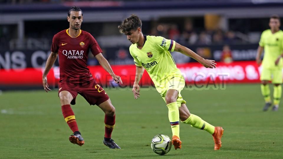 صور مباراة : برشلونة - روما 4-2 ( 01-08-2018 )  95181498