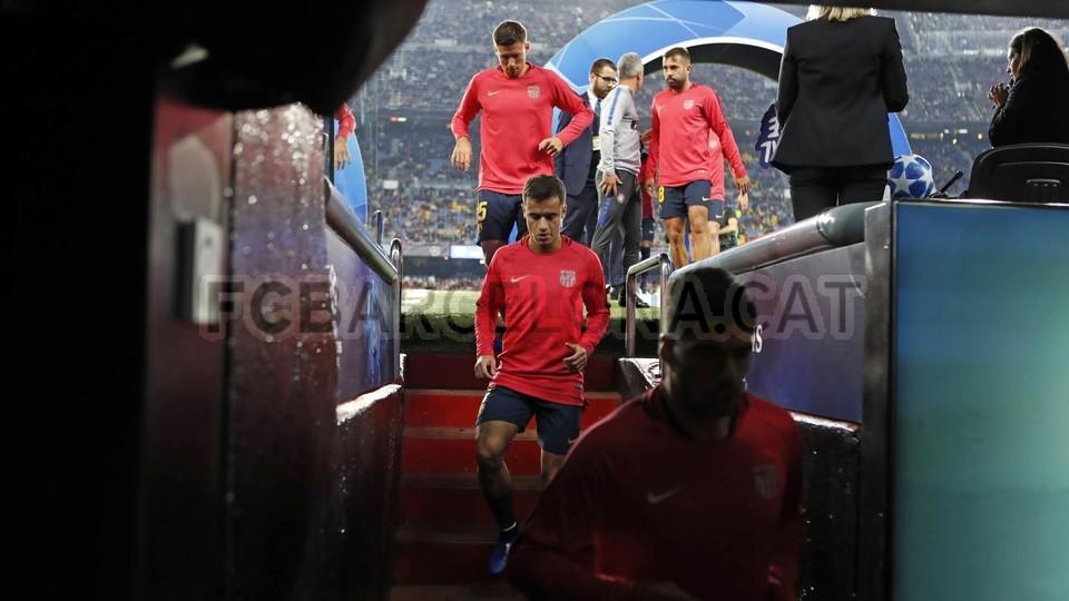صور مباراة : برشلونة - إنتر ميلان 2-0 ( 24-10-2018 )  101552571